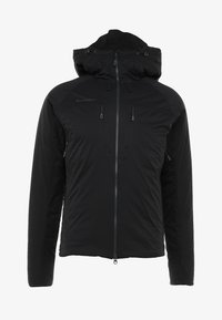 Mammut - RIME - Kurtka Outdoor - black phantom - 4