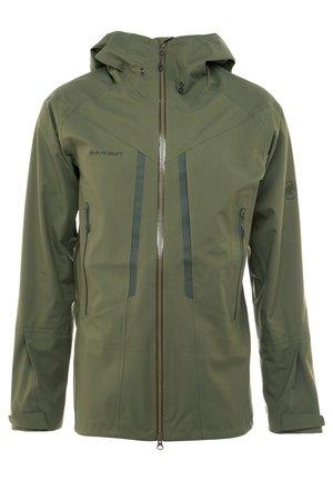 MASAO - Hardshell jacket - iguana