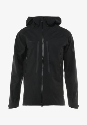MASAO - Hardshell-jakke - black