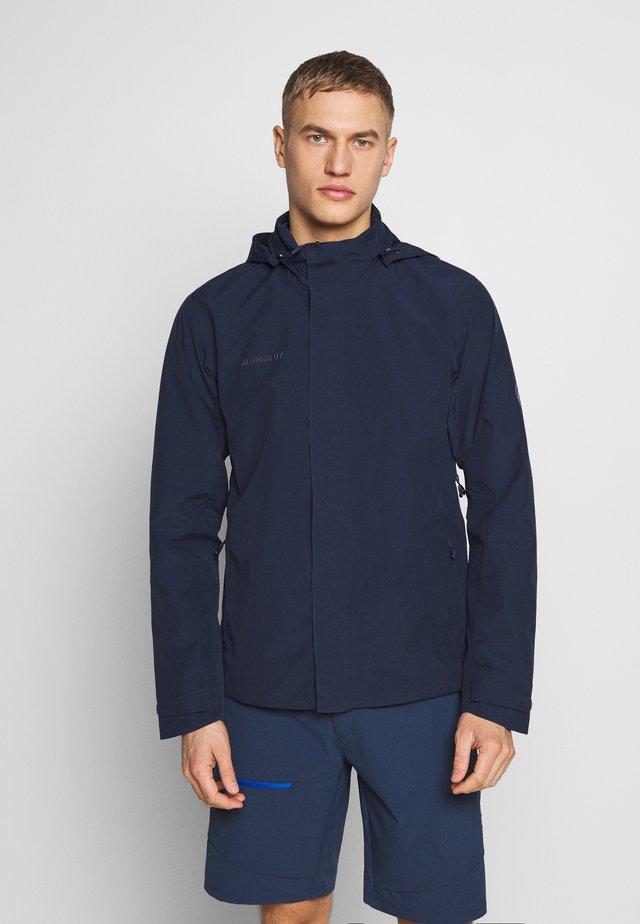 TROVAT - Hardshell jacket - marine