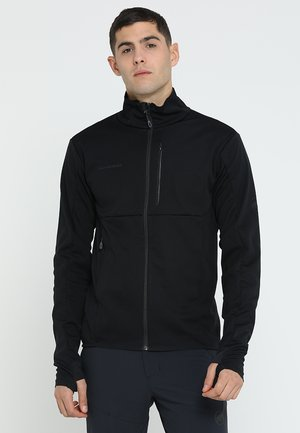 ULTIMATE JACKET MEN - Giacca softshell - black