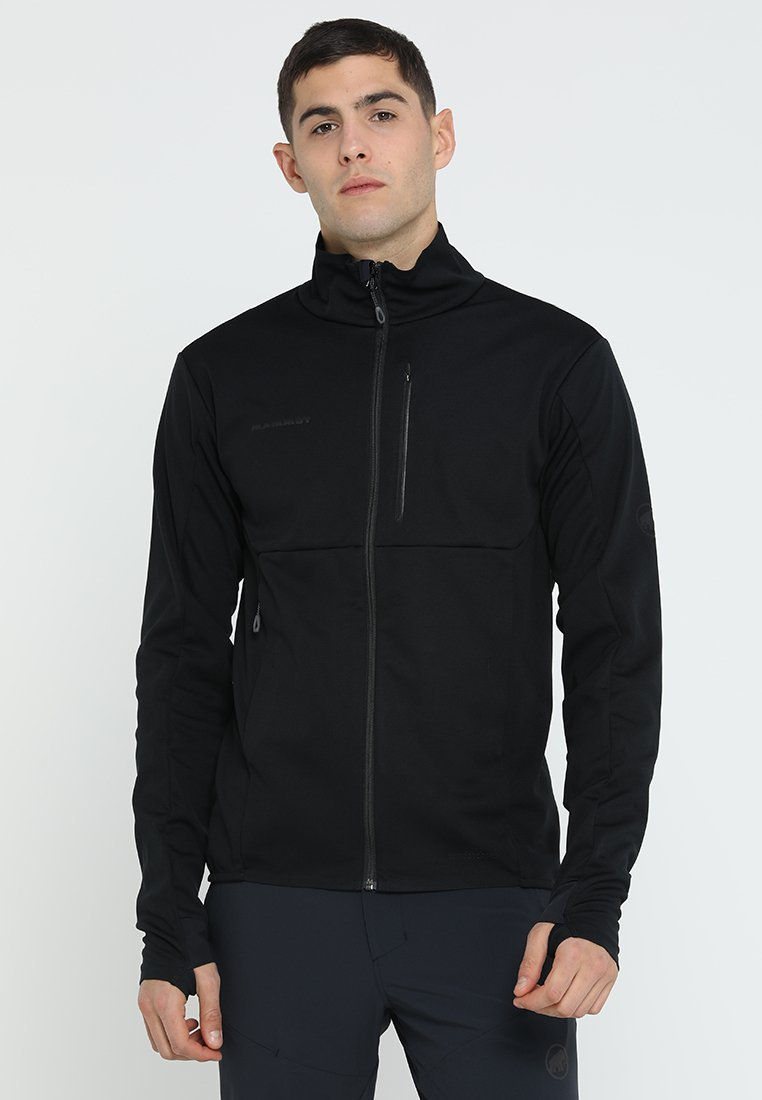 Mammut - ULTIMATE JACKET MEN - Softshelljacke - black
