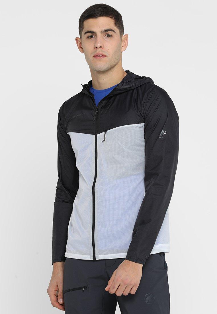 Mammut - CONVEY - Outdoor jacket - black/bight white