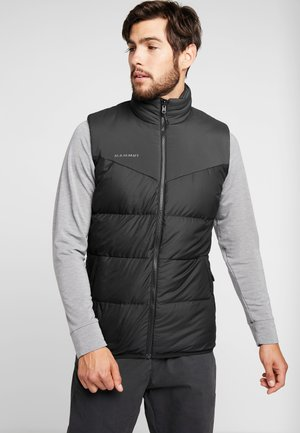 WHITEHORN - Bodywarmer - black