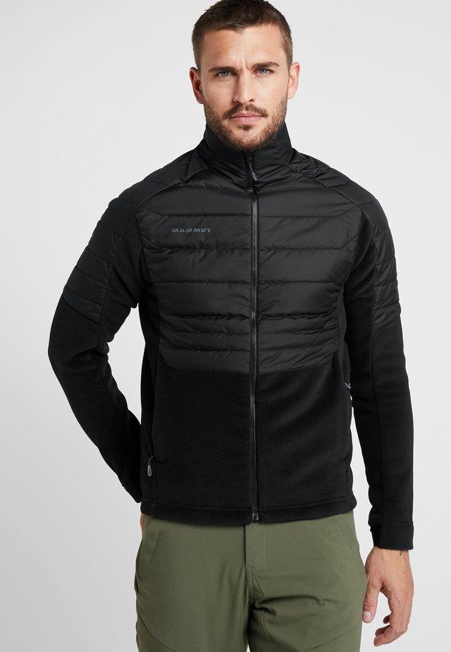 INNOMINATA HYBRID JACKET MEN - Outdoor jacket - black