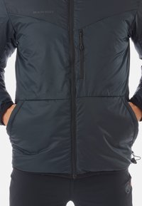 Mammut - WHITEHORN IN JACKET MEN - Kurtka puchowa - gold/black - 3