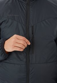 Mammut - WHITEHORN IN JACKET MEN - Kurtka puchowa - gold/black - 4