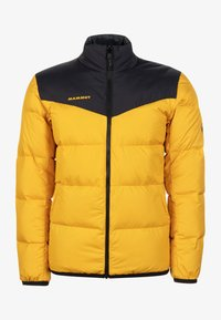 Mammut - WHITEHORN IN JACKET MEN - Kurtka puchowa - gold/black - 6