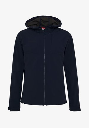 Soft shell jacket - marine