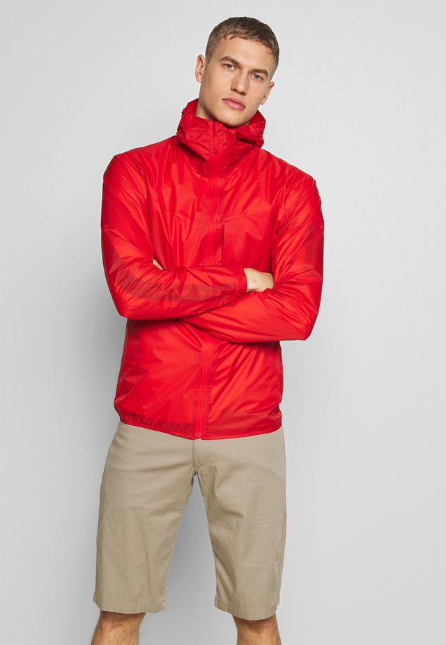 KENTO - Hardshell jacket - spicy