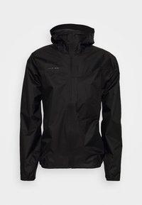 Mammut - KENTO - Hardshell-jakke - black - 5