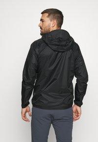 Mammut - KENTO - Hardshell-jakke - black - 2