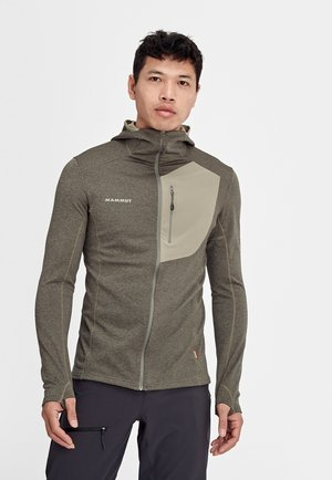 ACONCAGUA - Soft shell jacket - grey