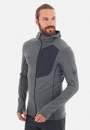 ACONCAGUA - Soft shell jacket - black
