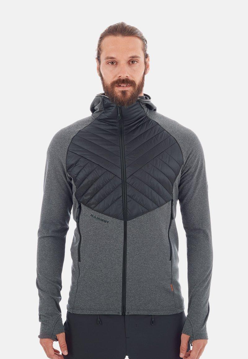 Mammut - ACONCAGUA - Snowboard jacket - black