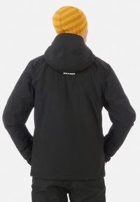Mammut - CASANNA - Snowboardjacke - black - 1