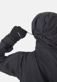 Mammut - STONEY - Ski jacket - black - 9