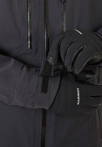 Mammut - STONEY - Ski jacket - black - 12