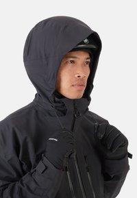 Mammut - STONEY - Ski jacket - black - 7