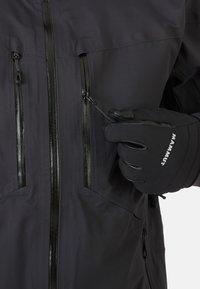 Mammut - STONEY - Ski jacket - black - 13