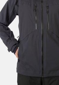 Mammut - STONEY - Ski jacket - black - 5