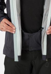 Mammut - STONEY - Ski jacket - black - 4