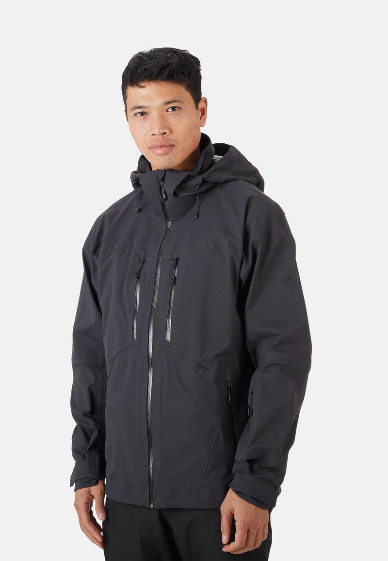 Mammut - STONEY - Ski jacket - black