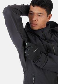 Mammut - STONEY - Ski jacket - black - 2