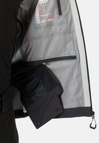 Mammut - STONEY - Ski jacket - black - 15