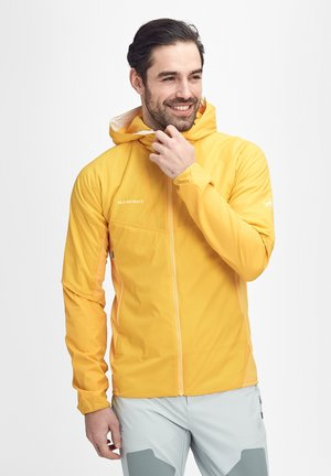 RIME LIGHT IN FLEX - Waterproof jacket - freesia