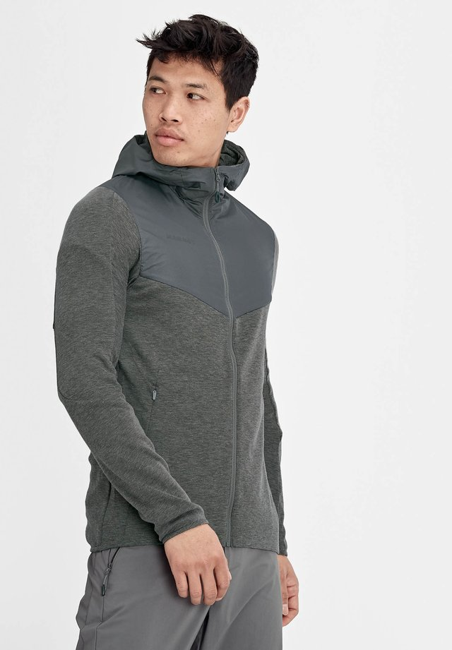 ALVRA - Outdoor jacket - titanium melange