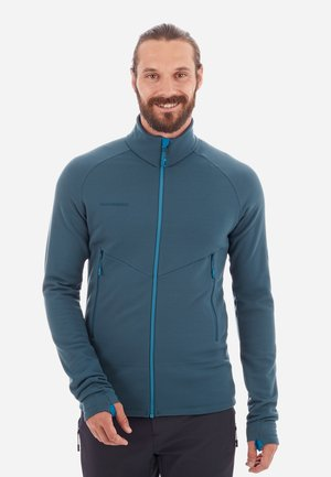 ACONCAGUA  - Fleece jacket - wing teal