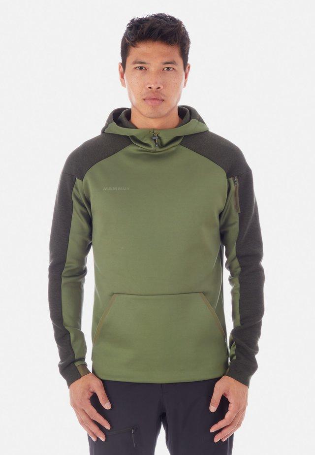 LOGO - Hoodie - green