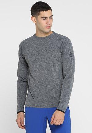 CRASHIANO LONGSLEEVE MEN - Sweater - black