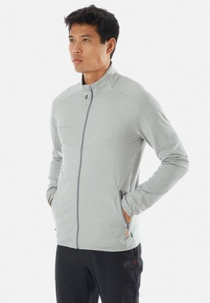 NAIR JACKET MEN - Zip-up hoodie - grey