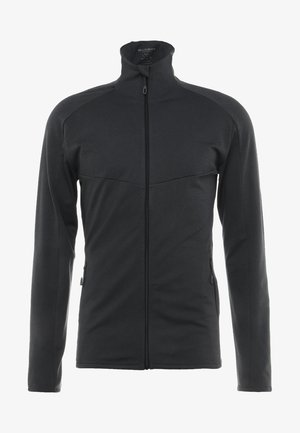NAIR JACKET MEN - Bluza rozpinana - black