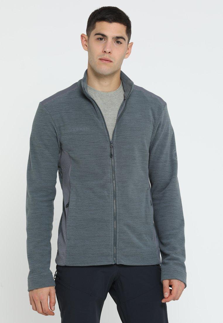 Mammut - YADKIN  - Zip-up hoodie - grau