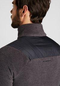 Mammut - INNOMINATA - Fleece jacket - black mélange - 3