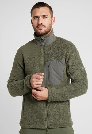 INNOMINATA PRO JACKET MEN - Fleecejakker - iguana
