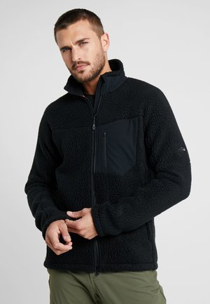 INNOMINATA PRO JACKET MEN - Giacca in pile - black