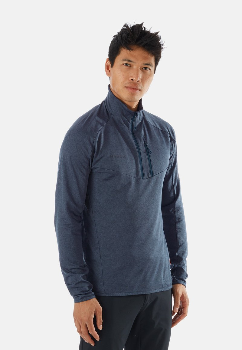 Mammut - Fleece jumper - blue