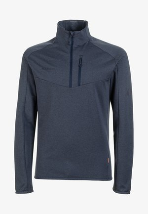Fleece jumper - blue