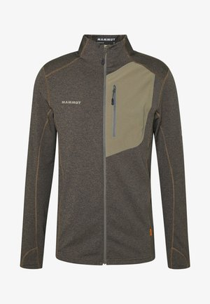 ACONCAGUA LIGHT JACKET MEN - Fleecetakki - tin