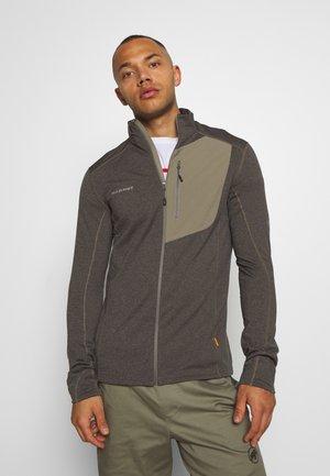 ACONCAGUA LIGHT JACKET MEN - Fleece jacket - tin