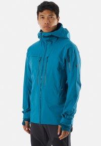 Mammut - HALDIGRAT - Snowboard jacket - blue - 0