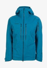 Mammut - HALDIGRAT - Snowboard jacket - blue - 2