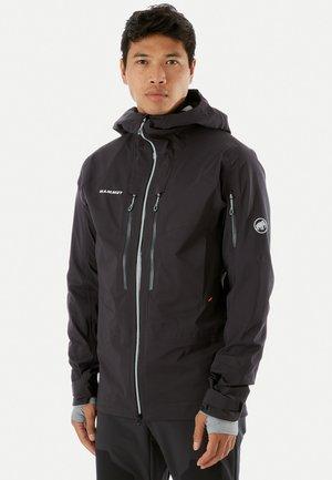 HALDIGRAT - Snowboard jacket - black