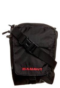 Mammut - TÄSCH POUCH - Bandolera - black - 0