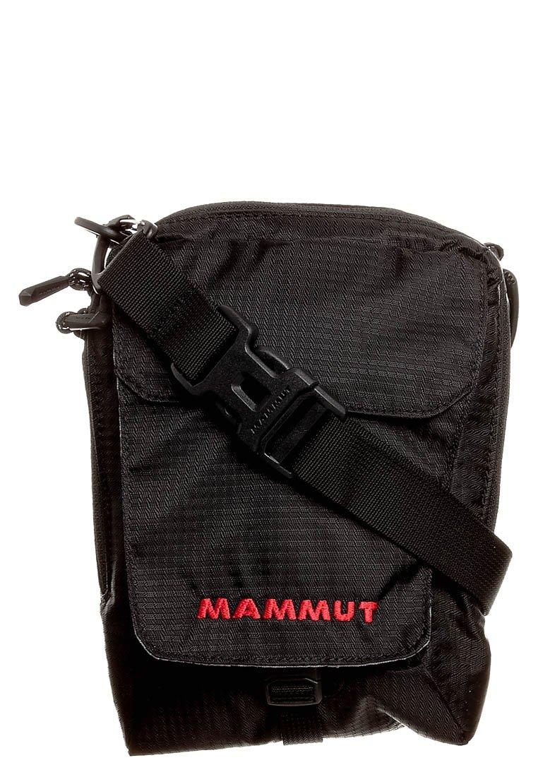 Mammut - TÄSCH POUCH - Bandolera - black