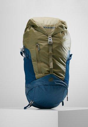 CREON GUIDE 35 - Plecak podróżny - olive/poseidon